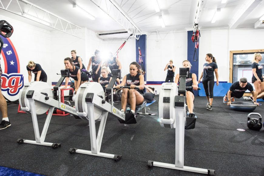 F45 Training expands workout studio locations
