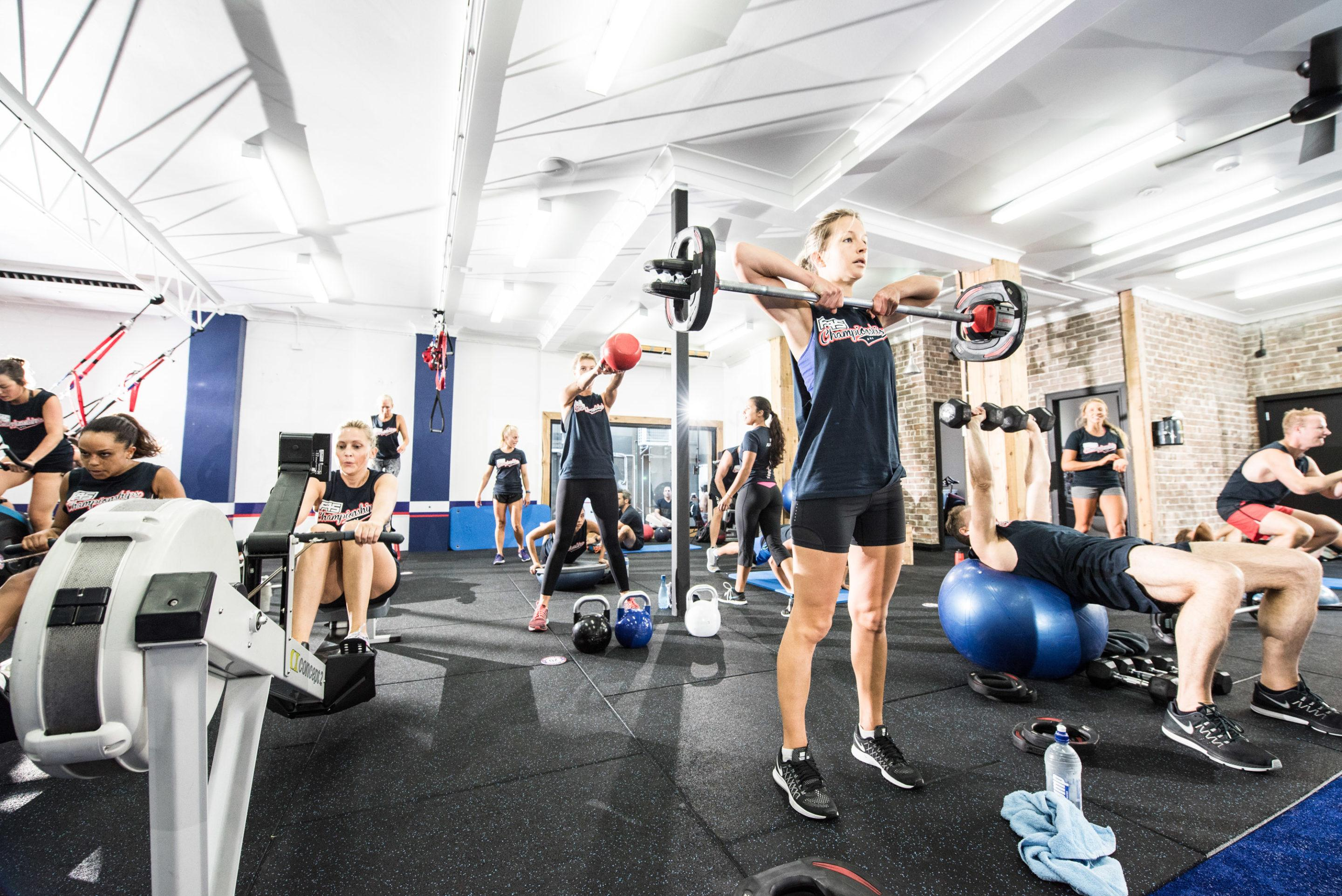 Thumbnail for F45 has HIIT the big-time—here's where the buzzy Aussie workout's headed next