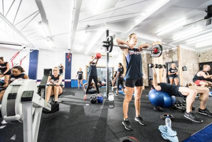F45 fitness studio continues to expand