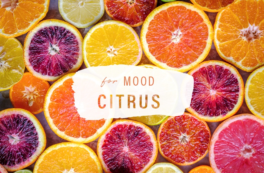 citrus for mood