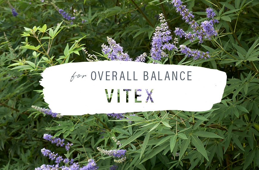 vitex essential oils benefits