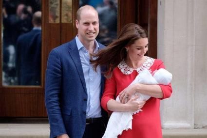 Well+Good - Kate Middleton just gave birth to a little prince—and he's already making history