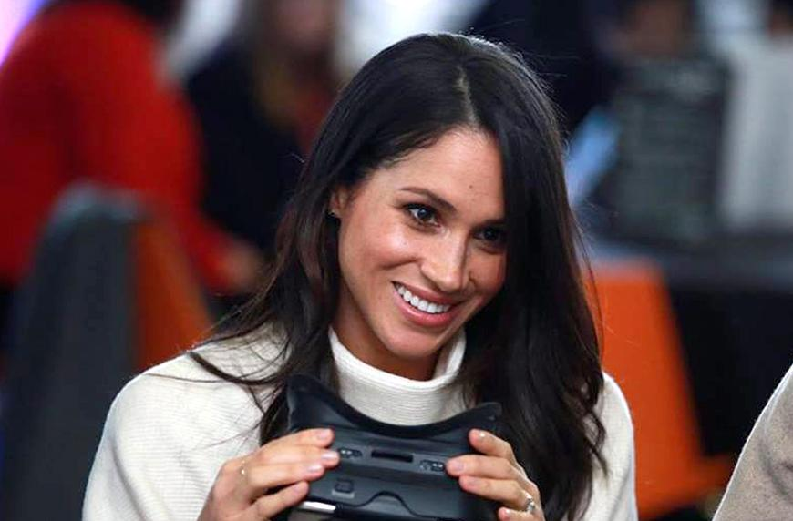 Thumbnail for Meghan Markle's two-step trick for staying bloat-free on flights