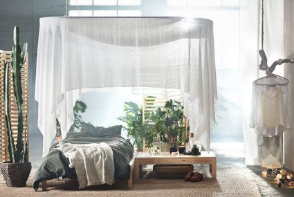 Ikea's newest collection wants to turn your home into a wellness sanctuary