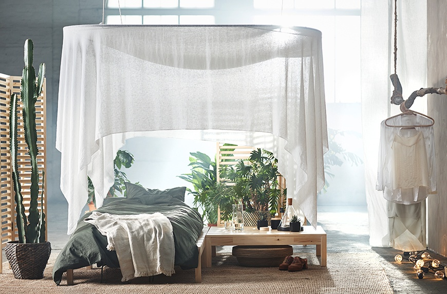 Thumbnail for Ikea's Newest Collection Wants to Turn Your Home Into a Wellness Sanctuary