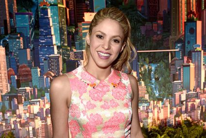 6 moves Shakira does whenever, wherever she needs a good butt workout