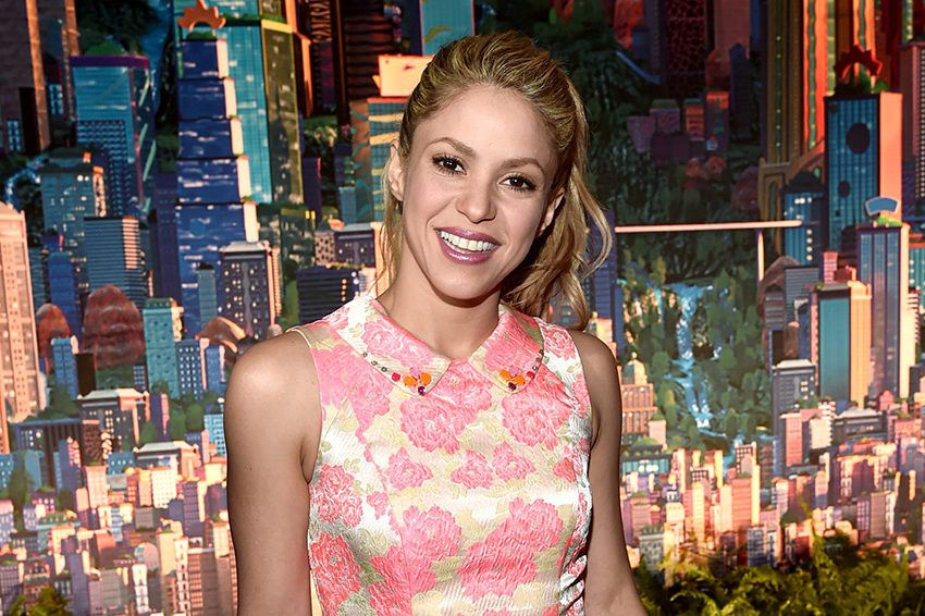 6 moves Shakira does whenever, wherever she wants a good butt workout