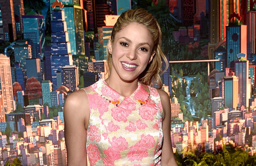 Try this Shakira workout routine—straight from her trainer | Well+Good