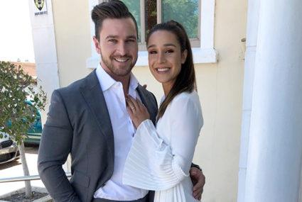 Healthy power couple Kayla Itsines and Tobi Pearce are engaged!