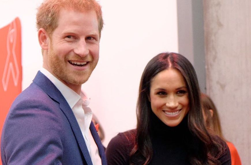 Thumbnail for This Has to Be Meghan Markle's Most Earth-Friendly (and 420-Friendly) Wedding Gift