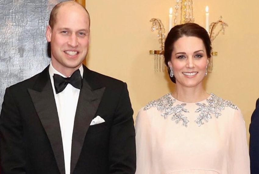 Kate Middleton just gave birth to a little prince—and he's already making history