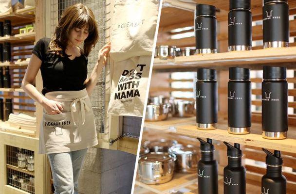 Zero-waste guru Lauren Singer just opened a second trash-free shop in Brooklyn