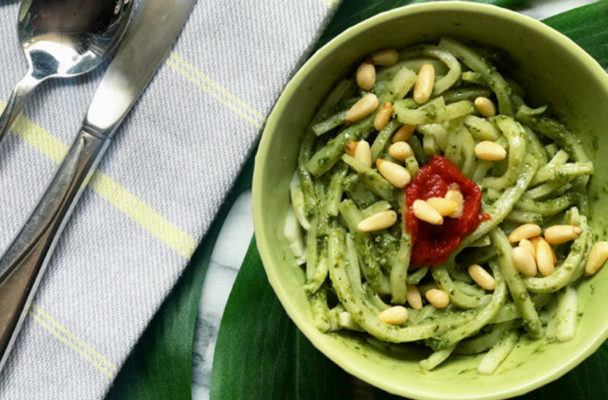 Could hearts of palm pasta become the next zoodles?