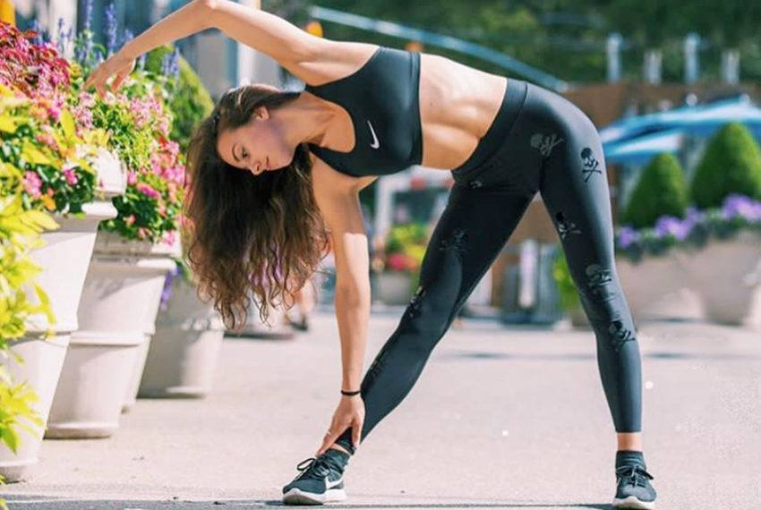 You Can Now Design Personalized Ultra-Luxe Ultracor Leggings at Soulcycle