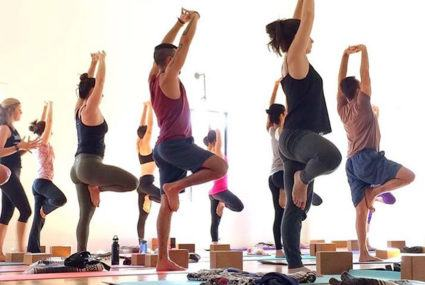 """Exclusive: This three-studio fitness """"crawl"""" event is expanding to multiple cities"""