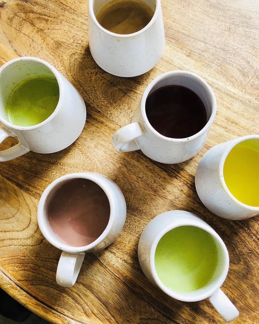 Lily Kunin herbal teas