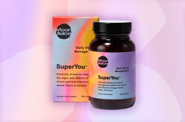 Moon Juice is releasing an adaptogenic supplement that wants to banish your stress