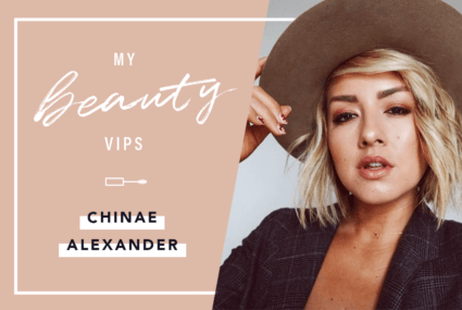 The holy-grail face mask Chinae Alexander uses before every photoshoot