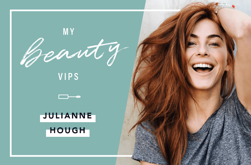 Thumbnail for The totally affordable way Julianne Hough keeps her beauty game strong