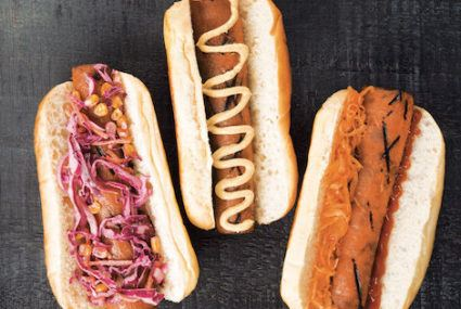 The healthiest hot dog you'll eat all summer