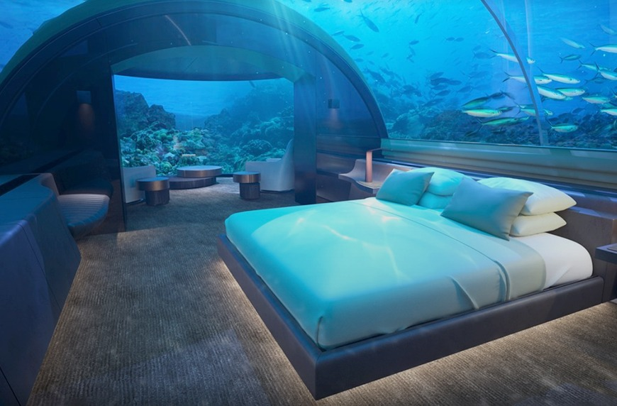 Beau Thumbnail For Vacation Like A Mermaid At This Dreamy Under The Sea Villa In