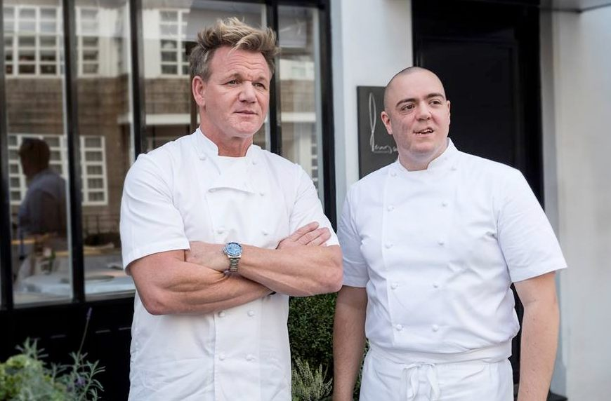 Thumbnail for Meat-Loving Chef Gordon Ramsay Announces He's Going Vegan—for at Least One Meal