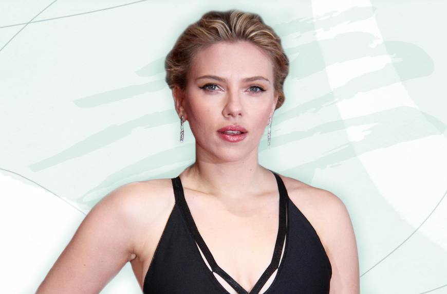 Thumbnail for The 4 lifestyle shifts that transform Scarlett Johansson into a superhero