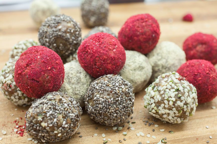 The secret to making a decadent low-sugar, vegan dessert