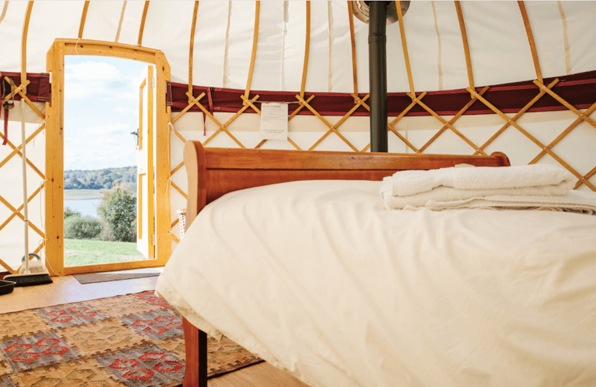 Thumbnail for 5 luxe-yet-rustic Airbnbs that will make you want to glamp through summer