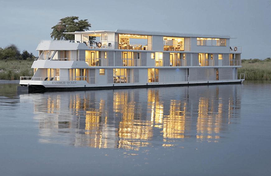 Thumbnail for 5 worldwide *floating* hotels for the most serene vacation ever
