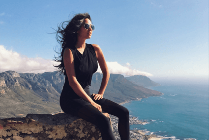 Shay Mitchell always packs these 3 things so she can workout anywhere