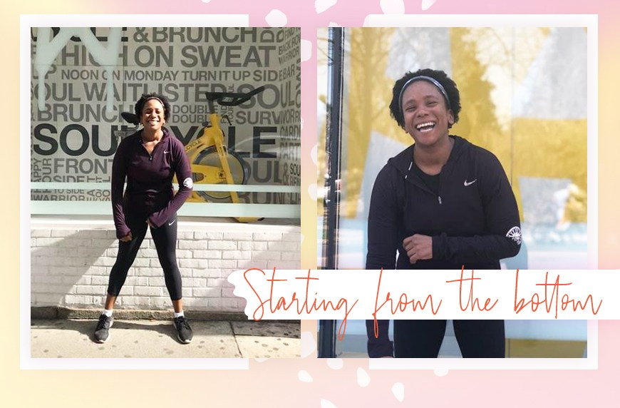 Thumbnail for How a SoulCycle rider lost 110 lbs—and became an all-star instructor