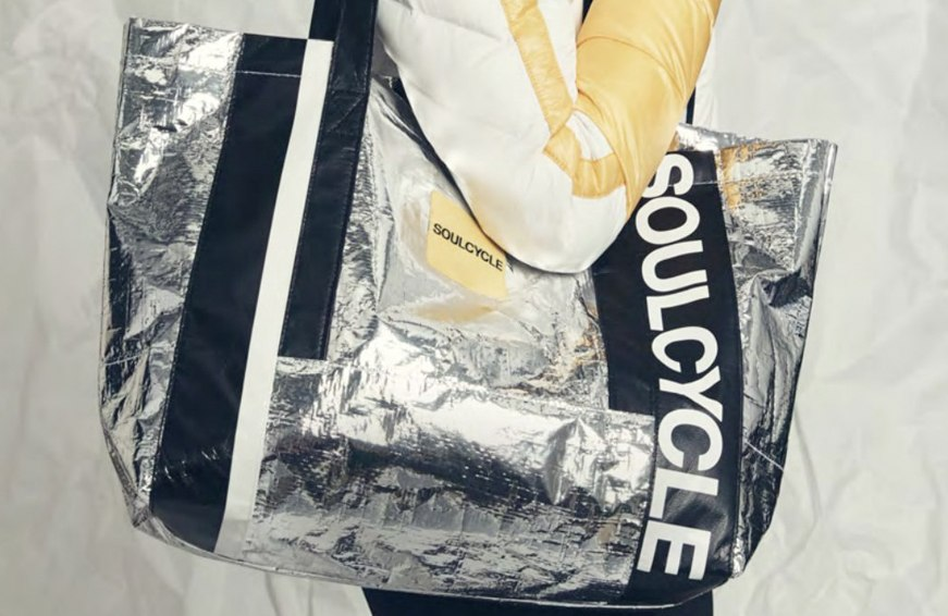 Thumbnail for 5 of the best buys from SoulCycle's surprise online sample sale