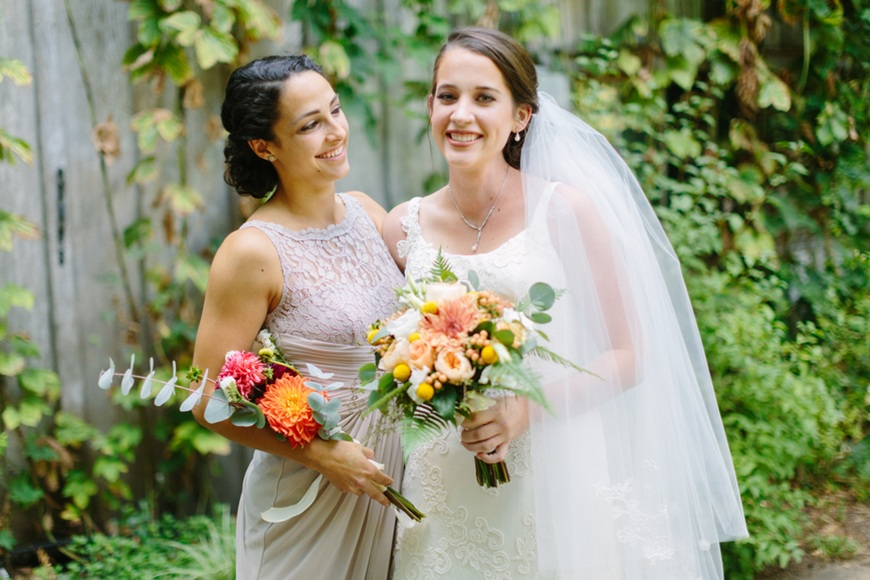 Friendship Tips For A Bride And Her Bridesmaids