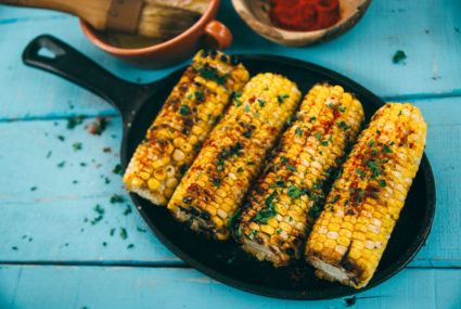 Corn leads to the most weight gain of any veggie