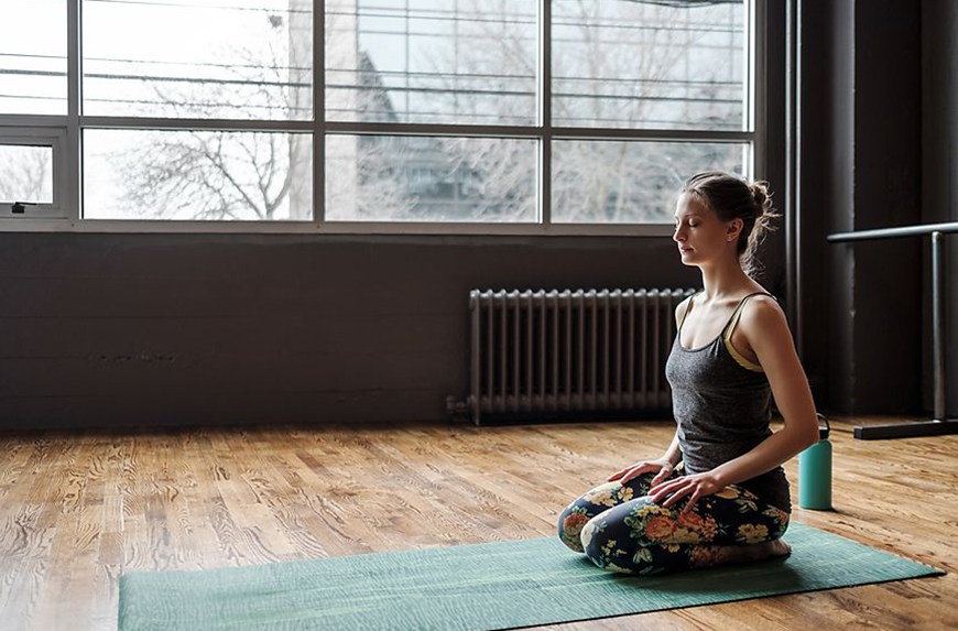 meditation and yoga can boost libido