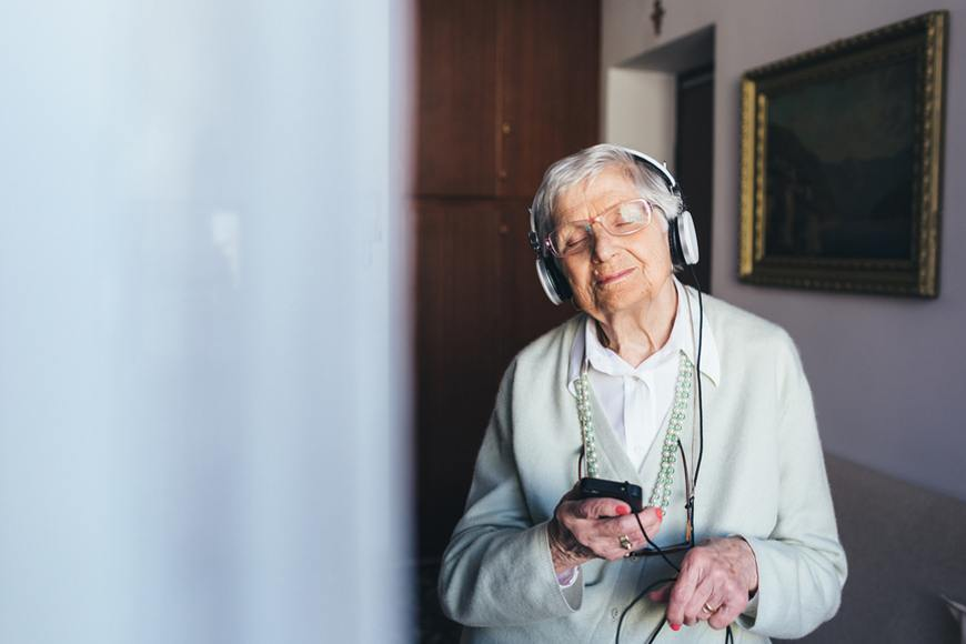 Thumbnail for Newsflash: Your playlist might just keep you young at heart (and brain)