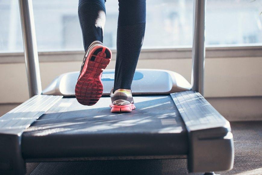 Treadmill tips from Peloton's Rebecca Kennedy