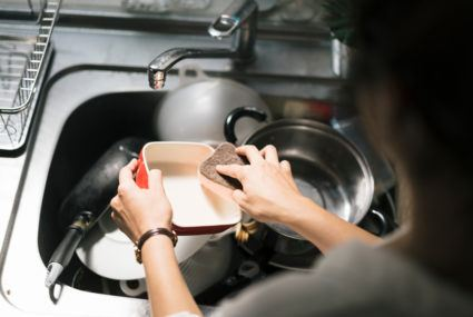 Could dishwashing be messing with your sex life?