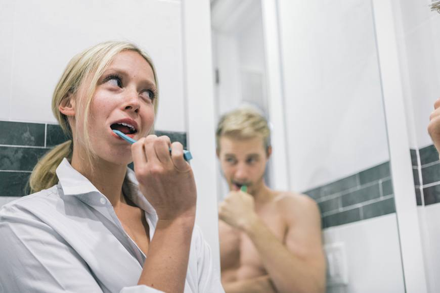 Thumbnail for 3 ways you're likely storing your toothbrush wrong—and inviting bacteria into your mouth