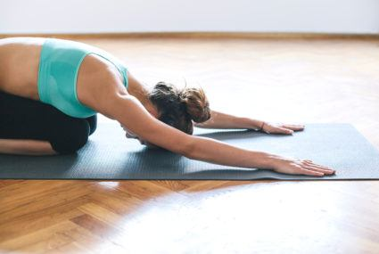 Well+Good - How to modify your yoga practice to alleviate common wrist, back, and joint pain