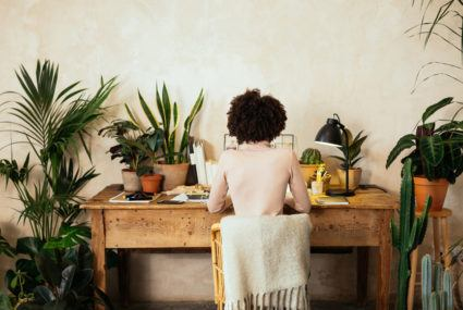 The simple tweaks that make working from home even healthier