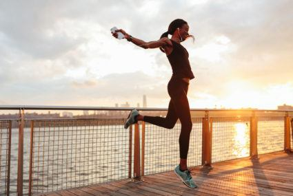 Working out for this surprisingly short time period each week might boost happiness