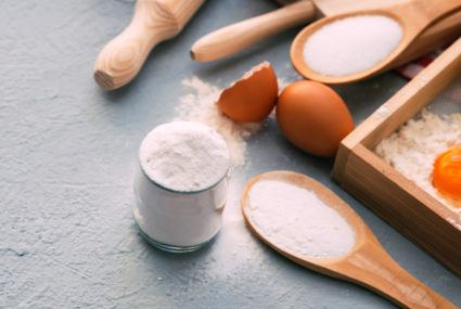 Hack to stop baking-soda spills once and for all