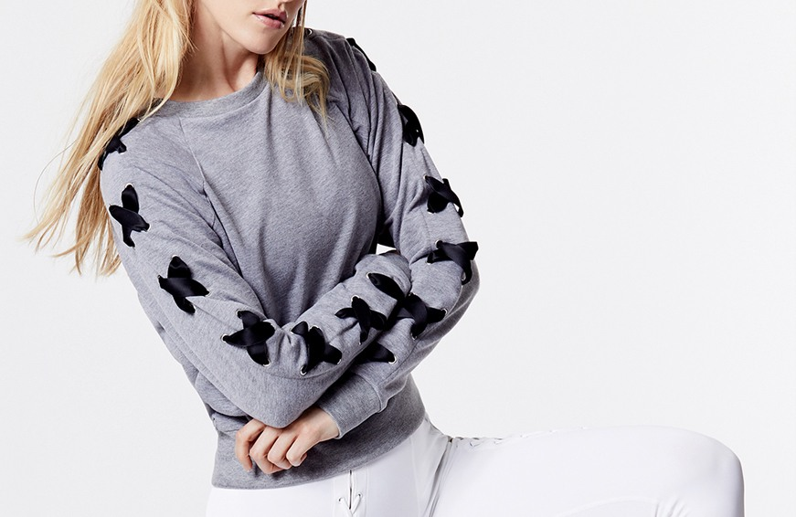 Thumbnail for 10 retro-fab crewneck sweatshirts to transition your athleisure into spring