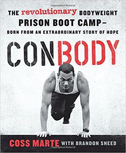 ConBody book by Coss Marte