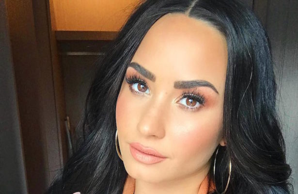 Why Demi Lovato is more accepting of her body than ever