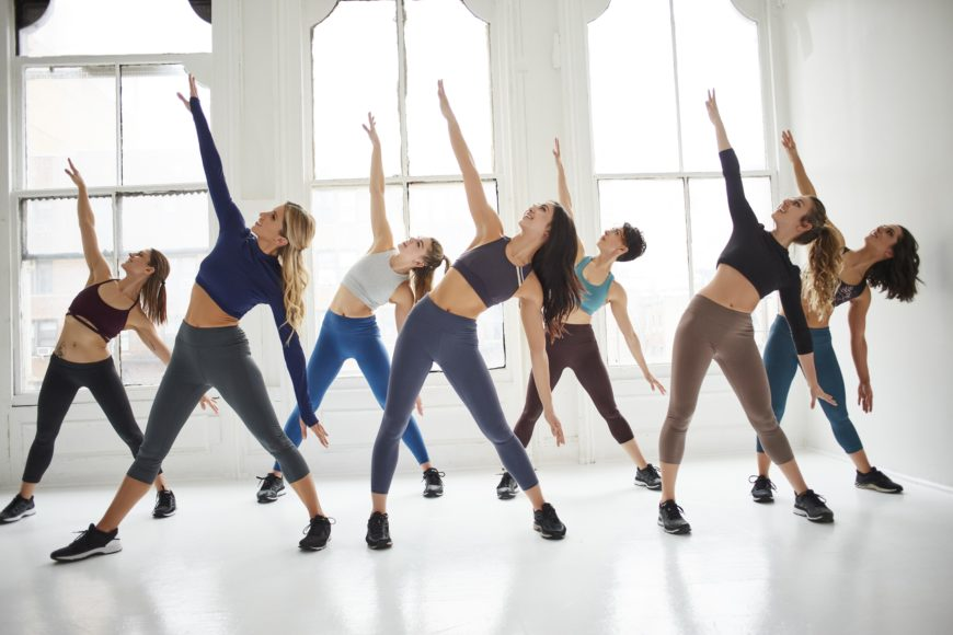 New workouts in nyc spring 2018 well good for 1234 get your booty on the dance floor