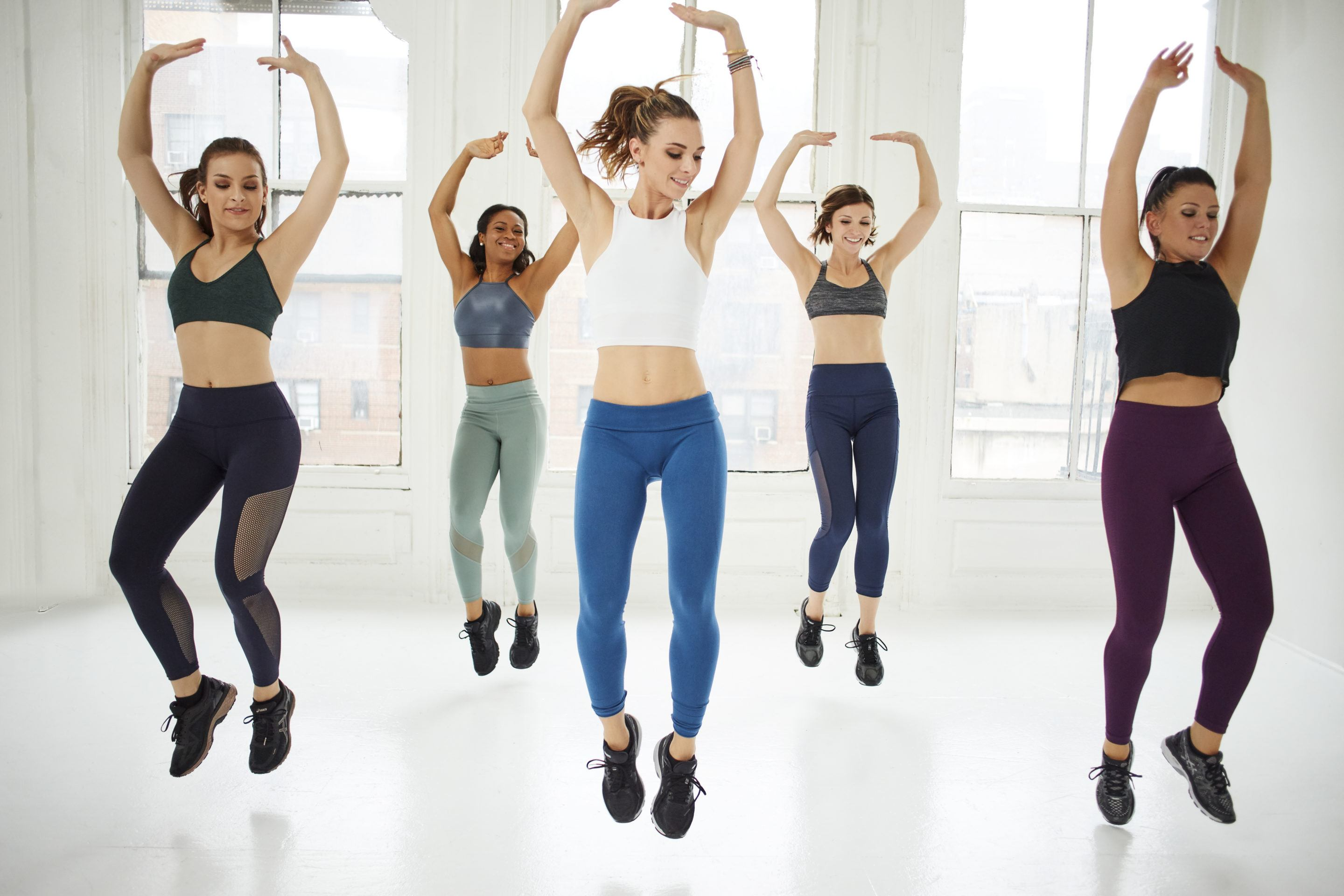 Thumbnail for Meet the next class of NYC fitness studios you need to know about