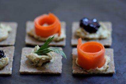 rosemary truffle nut cheese